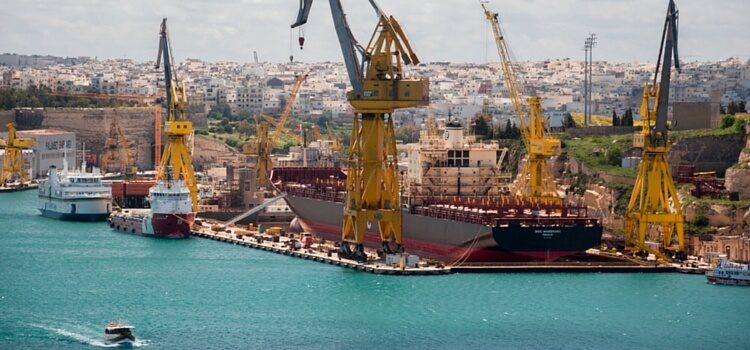 The Malta Economy relies on shipping and tourism to keep prosperous.