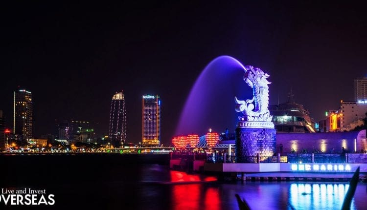 Cities in Southern Vietnam have espectacular sights, like Da Nang