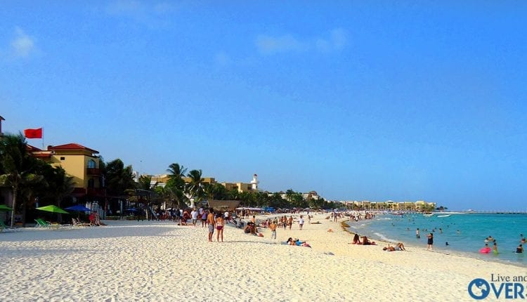 Life In Playa Del Carmen can be magnificent between its heavenly beaches.