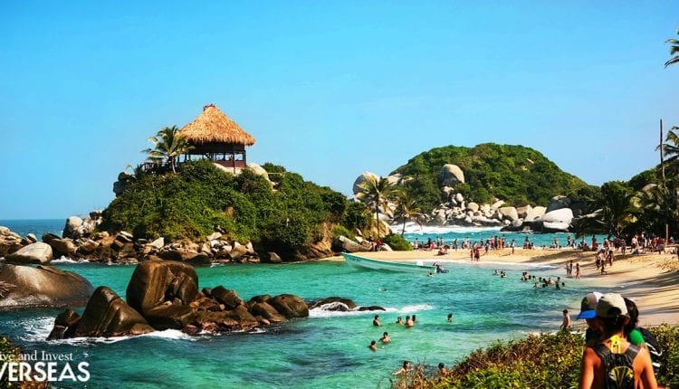 Cabo San Juan is one of the premiere landmarks to visit while in Santa Marta