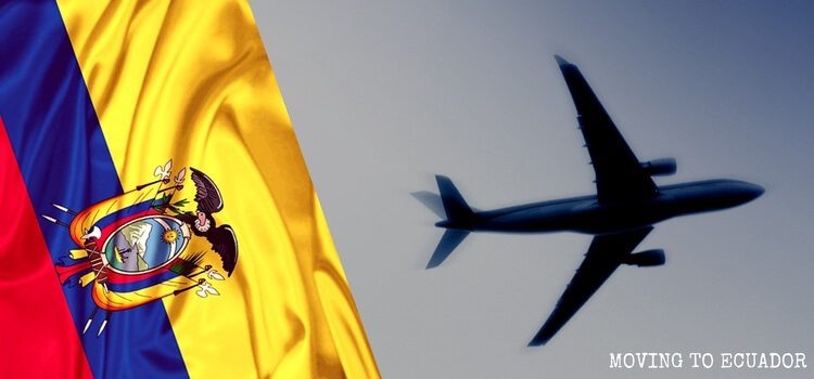 a silhouette of an airplane next to a colombian flag