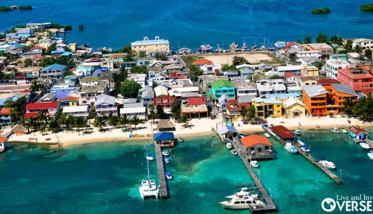 Ambergris Caye has become home to many expats around the world.