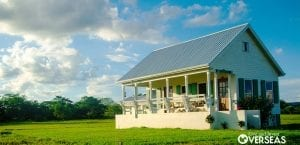 Carmelita Gardens offer the best of self sufficient possibilities of homes in Belize for the freedom seeker.