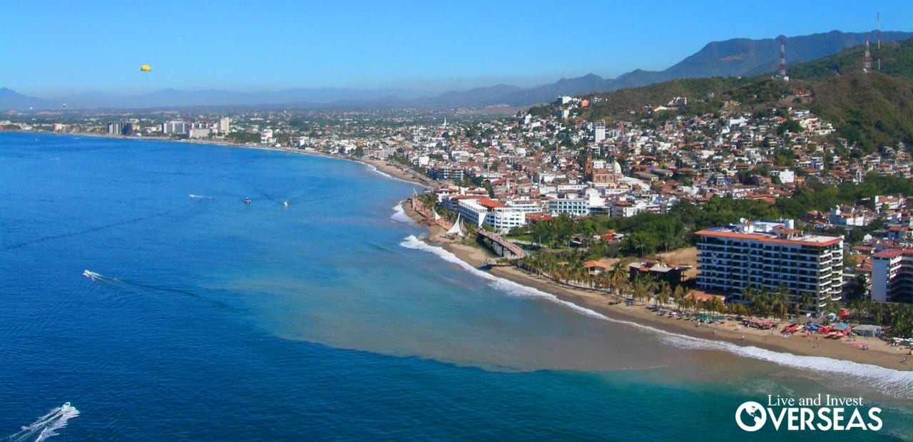 Puerto Vallarta offers top notch beach lifestyle for less
