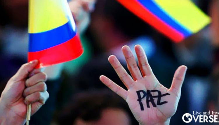 colombia peace treaty with farc