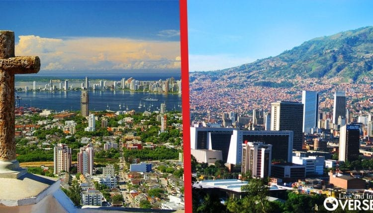 Medellin and Cartagena both offer excellent options for expats.