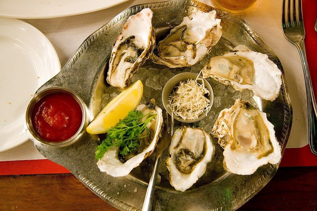 Oysters in Paris 2