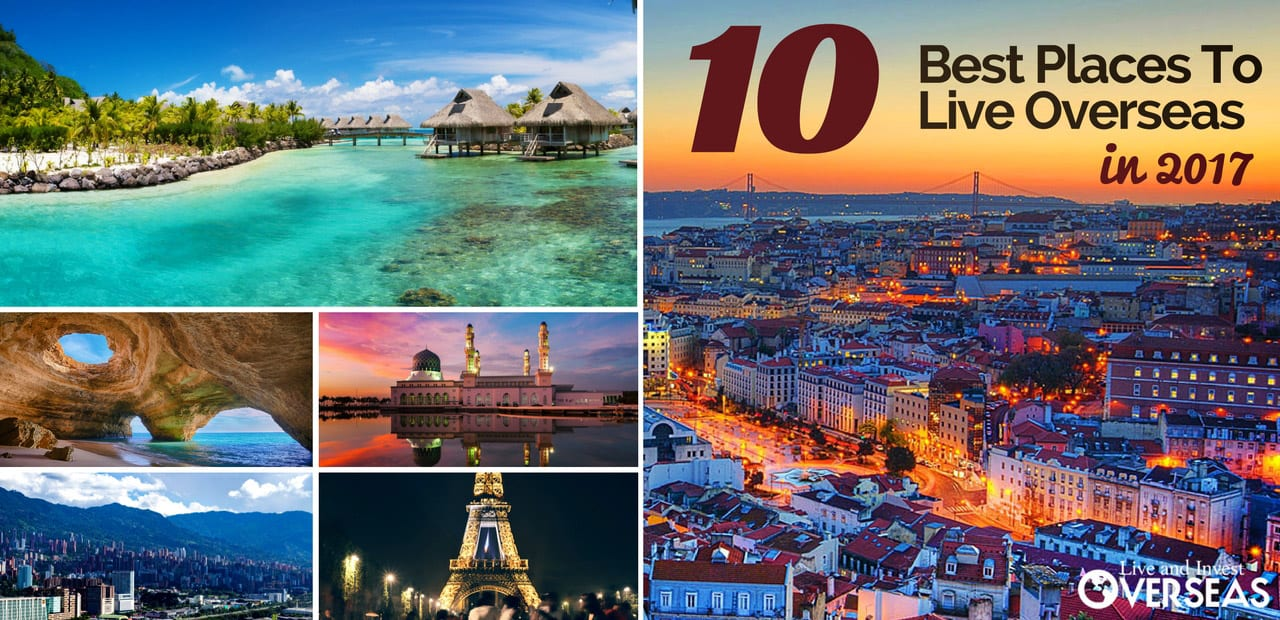 Intravelreport the best and worst countries for expats in for Best places to go overseas