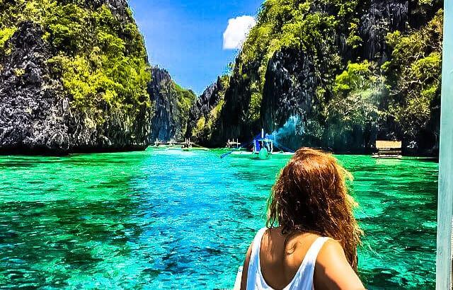 Big Lagoon El Nido Philippines