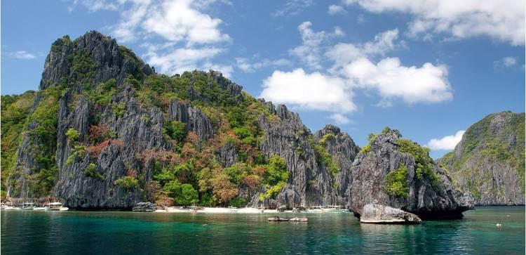 shimizu island el nido philippines