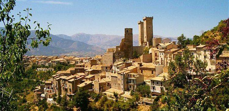 Italy's Abruzzo Region