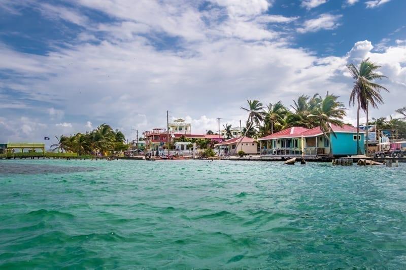 Caye Caulker – Belize.