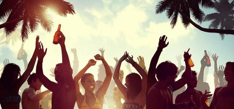 parties in belize