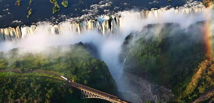 victoria falls zambia