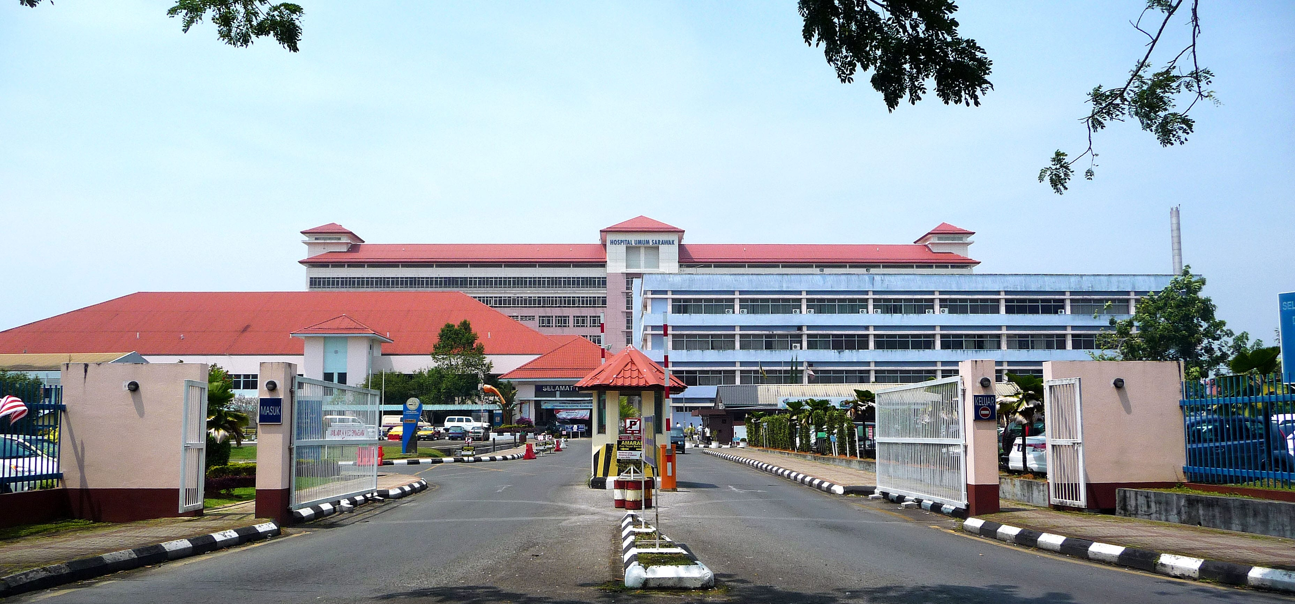 Hospital in Malaysia
