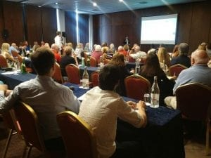Attendees at our LIOS Conference in the Algarve