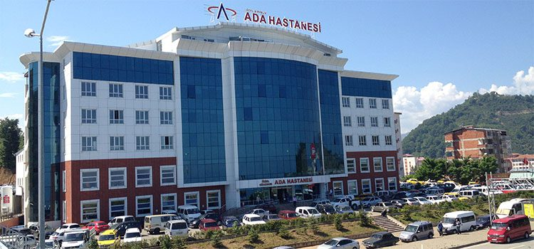 Ada Hastanesi Hospital in Turkey