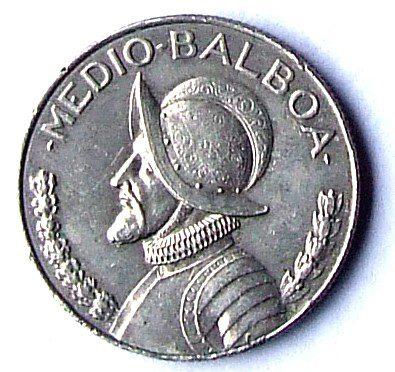 Panamanian Balboa Coin