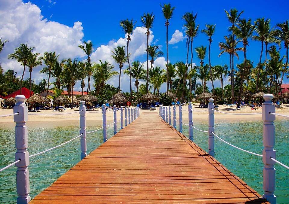 Dominican Republic Pontoon