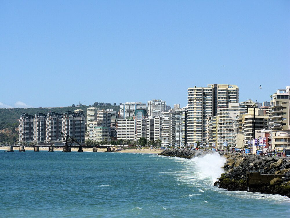 Viña del Mar Chile's