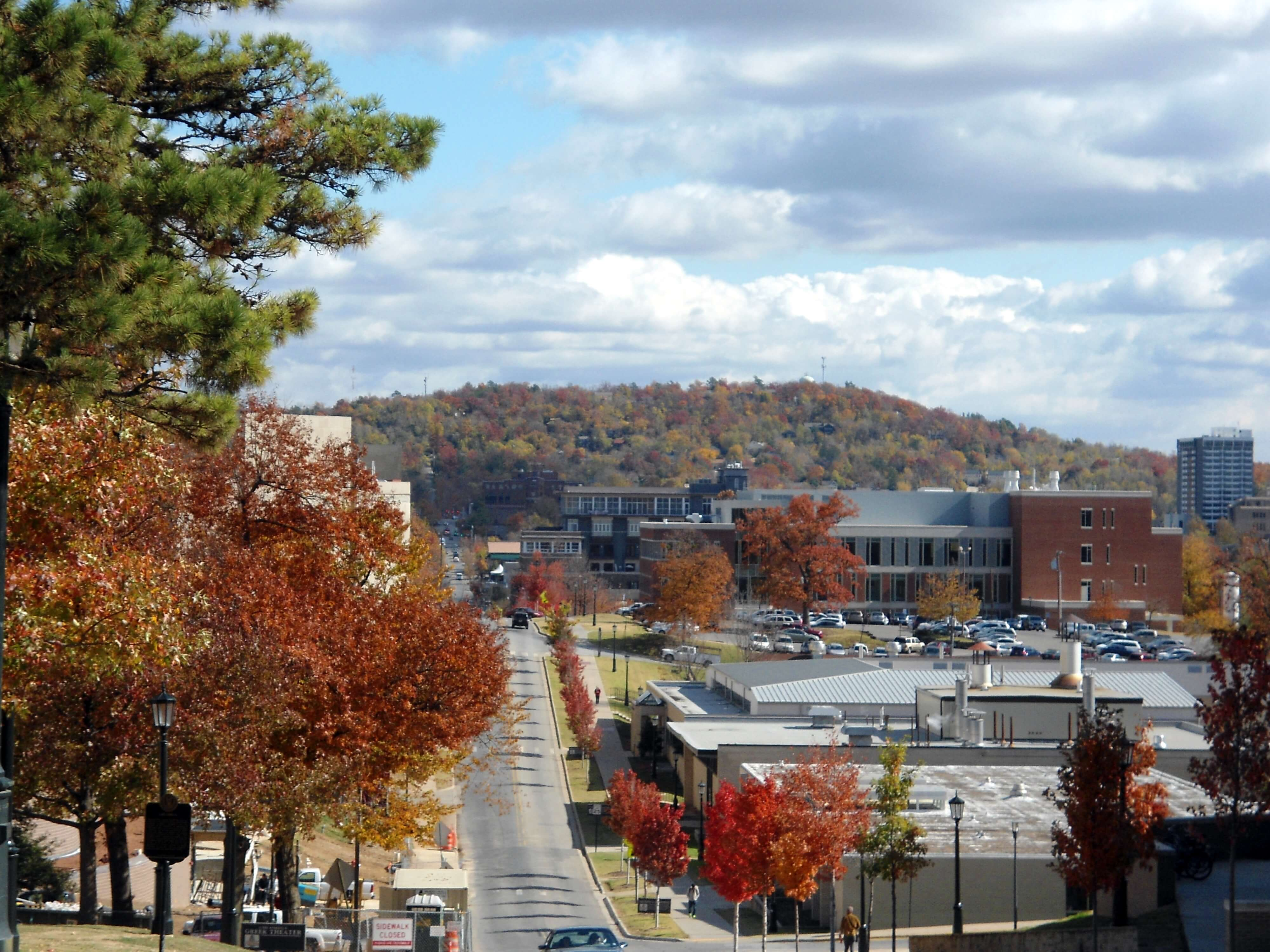 Fayetteville, Arkansas. Best places to live in US