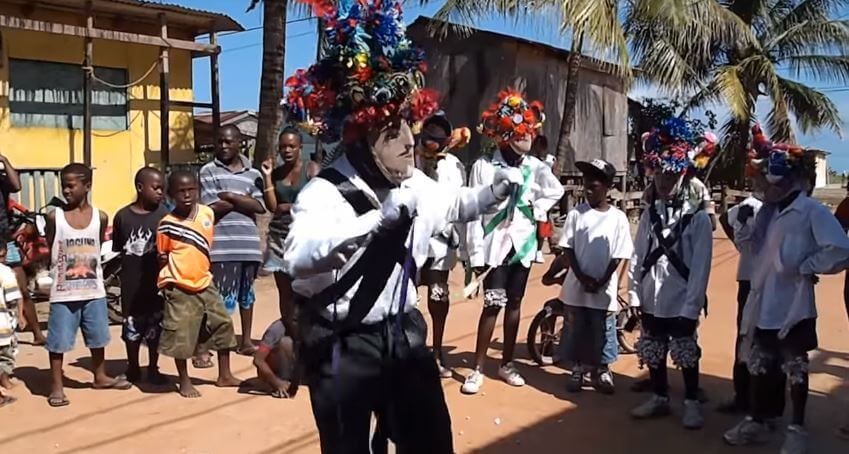 Belize Charikanari Dancers
