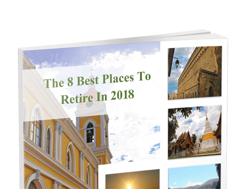 best places to retire half book