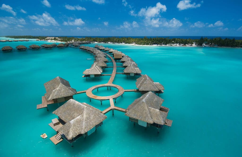 One Of The Most Popular Honeymoon Destinations In World Bora Is Known As Romantic Island South Pacific Famous For