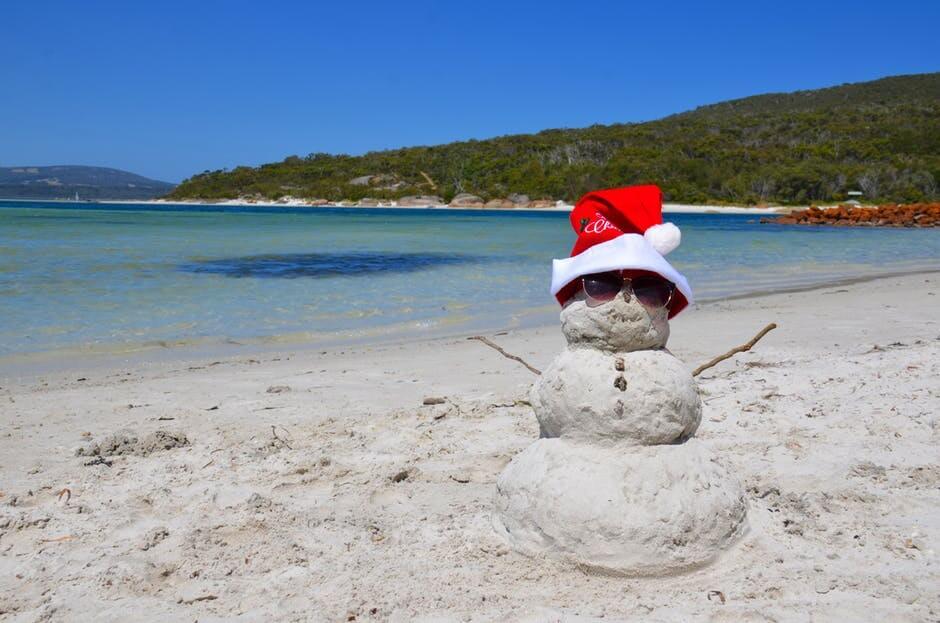Christmas Beach