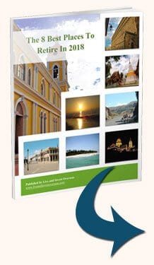 Live and Invest Overseas 8 best places ebook pop up