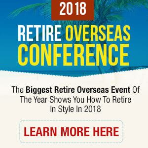 Retire Overseas Conference Banner