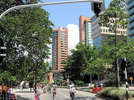 El-Poblado Medellin