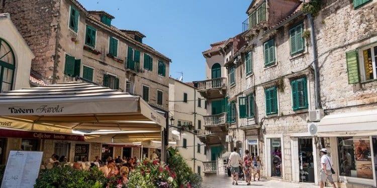 restaurant in split croatia
