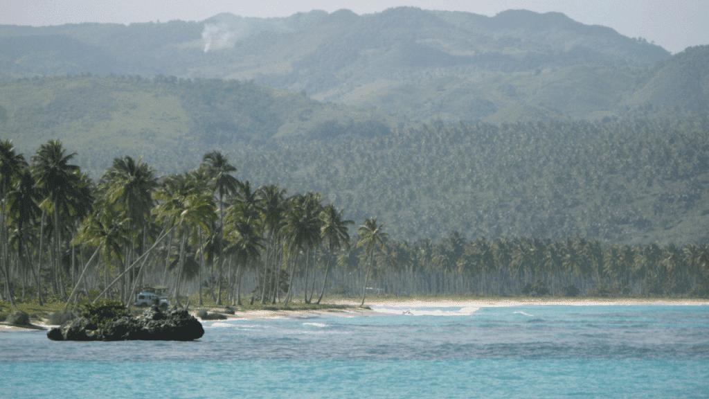 Playa Rincon, Dominican Republic