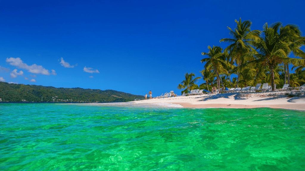 Cayo Levanto, Dominican Republic