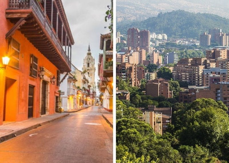 Medellín Vs. Cartagena: Comparing Colombia's Best Cities