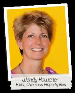 Wendy Howarter, Editor of Overseas Property Alert