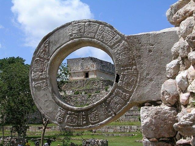 Maya goal ring