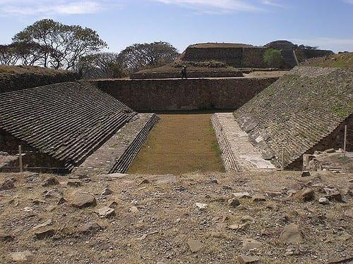 Teotihucan Ballcourt