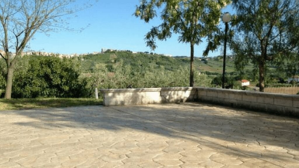 Terrace In Colledimezzo