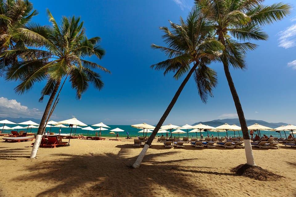 Nha Trang beachfront
