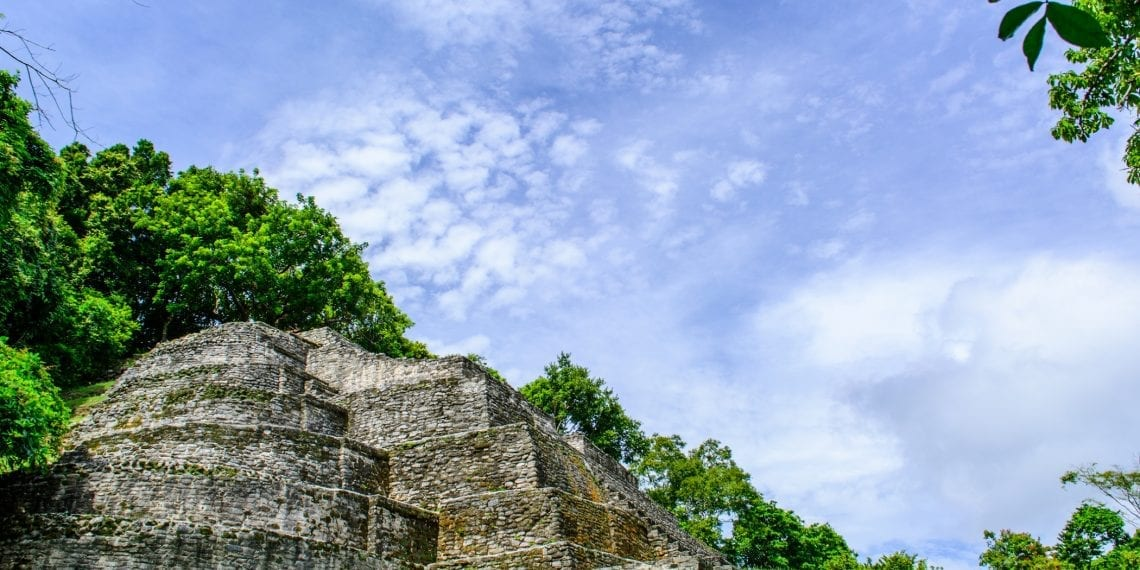 Jaguar Temple Belize
