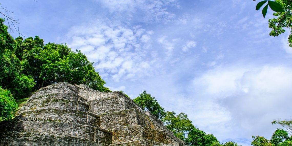 Jaguar Temple Belize