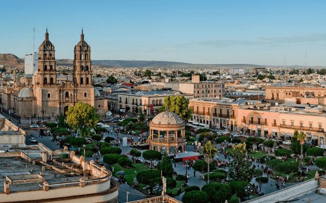 Durango Mexico Town Centre