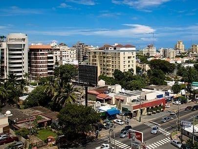 Santo Domingo City, Dominican Republic