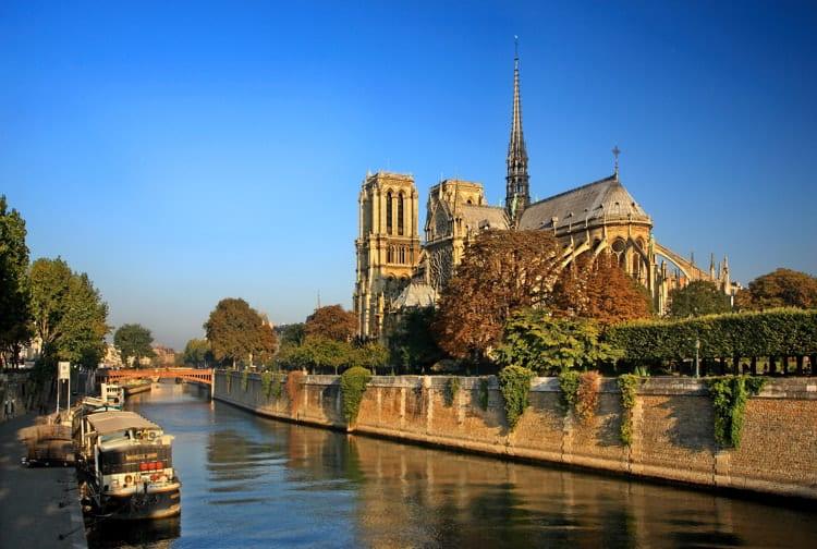 Notre-Dame Church in Paris