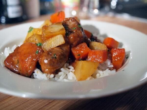 belize stew