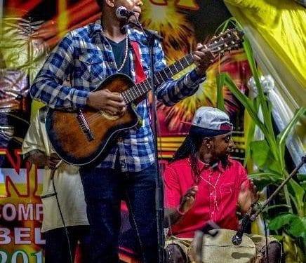 Garifuna concert