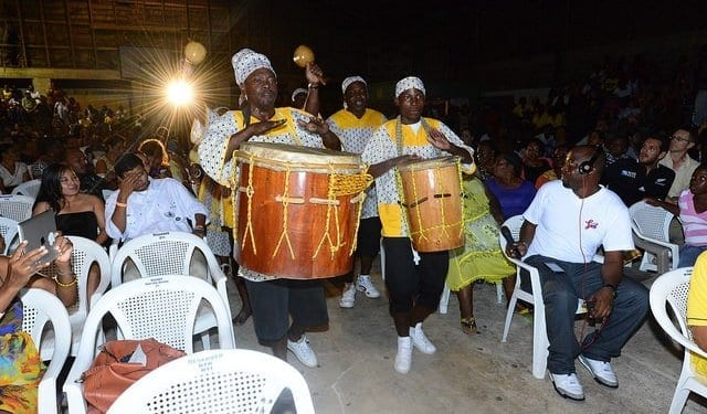 Garifuna Drum Procession