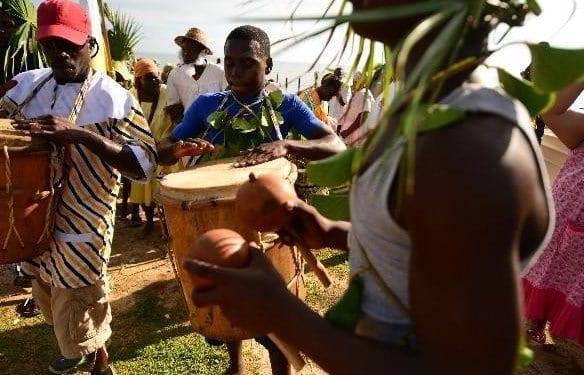Garifuna Musicians